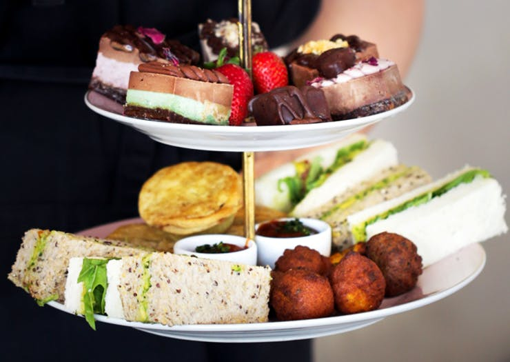 Pinkies Up, An All-Vegan High Tea Event Is Coming