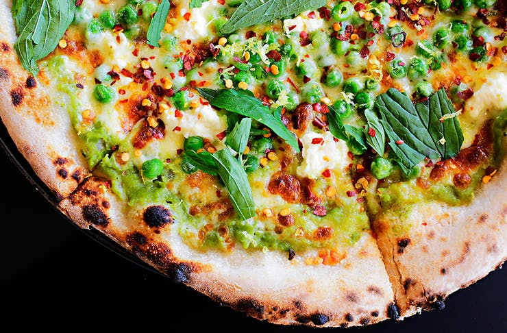 vegan pizza perth