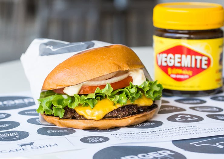 Yeasty Boy | Neil Perry Just Launched A Vegemite Burger