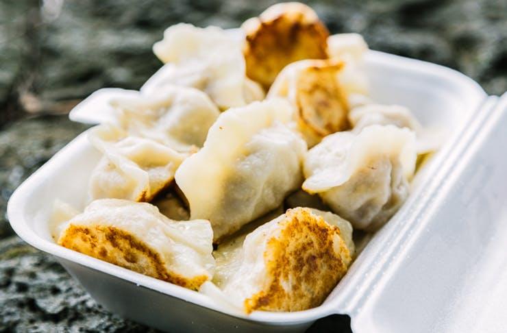 Auckland's Getting A Vegetarian Dumpling Tour!