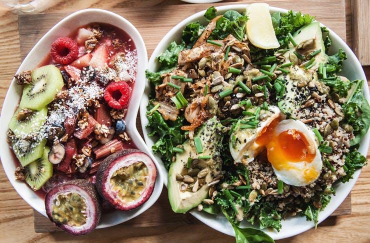 Health Food Crows Nest
