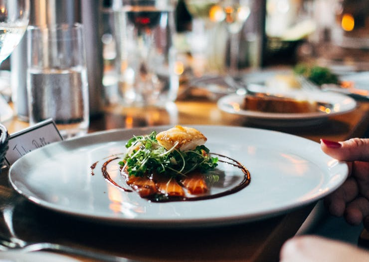 Dress Up And Feast On Amuse Bouche At The Velo Project's Fancy Bushfire Benefit Dinner