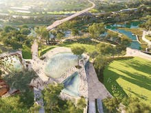 Get Outdoors, Brisbane's Massive New Park Will Include Wetlands, Rope Courses And Rockpools