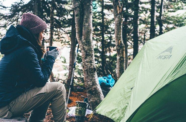 victorias best camping grounds