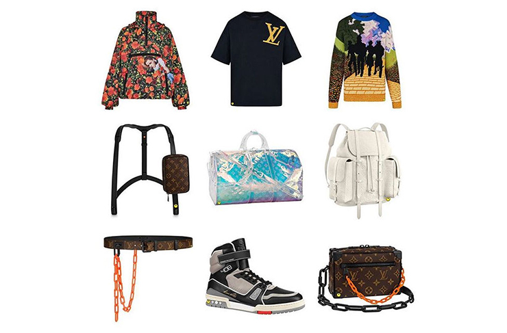 f6a77ed6bf3c Take A Look At Virgil Abloh s Debut Louis Vuitton Release ...