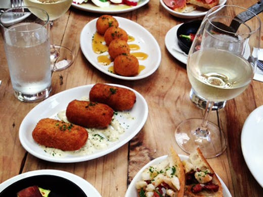 You can't go wrong with a classic and Vivace on High Street is, indeed, a classic Auckland restaurant of choice.