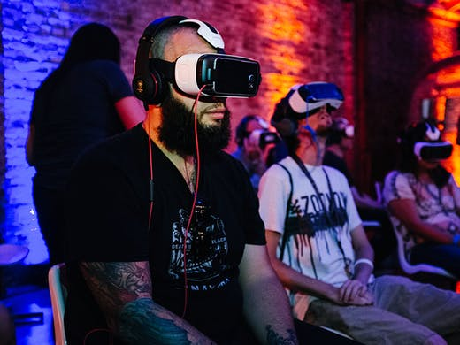 A Mind Blowing Virtual Reality Film Festival Is In Town