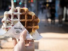 Start Drooling, A New Hole In The Wall Waffle Spot La Belle Waffle Has Just Opened In Wellington