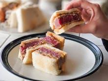 Throw $150 At Sydney's Most Expensive Sambo, A Tasty Union Of Kobe Wagyu On Japanese Milk Bread