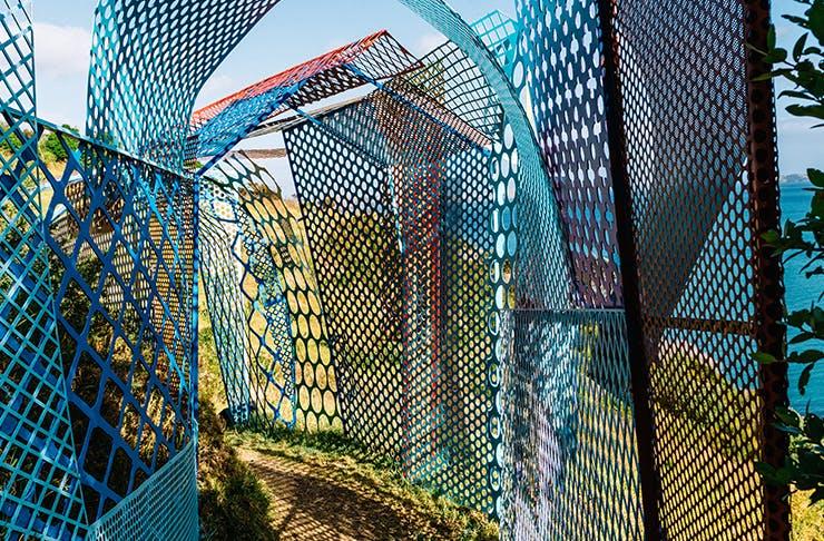 Waiheke Sculpture Trail