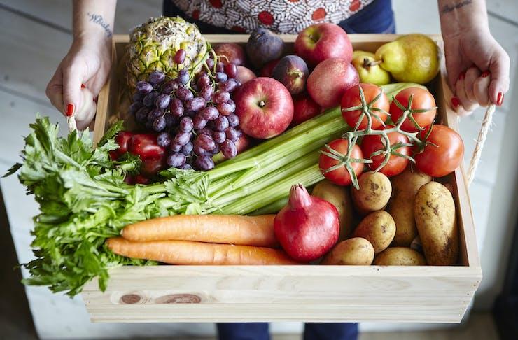 fresh produce in Bendigo