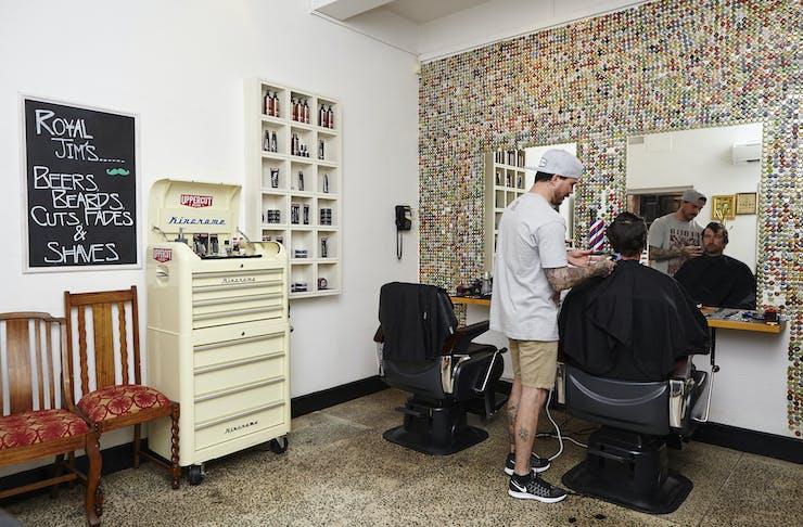 barbers in Bendigo