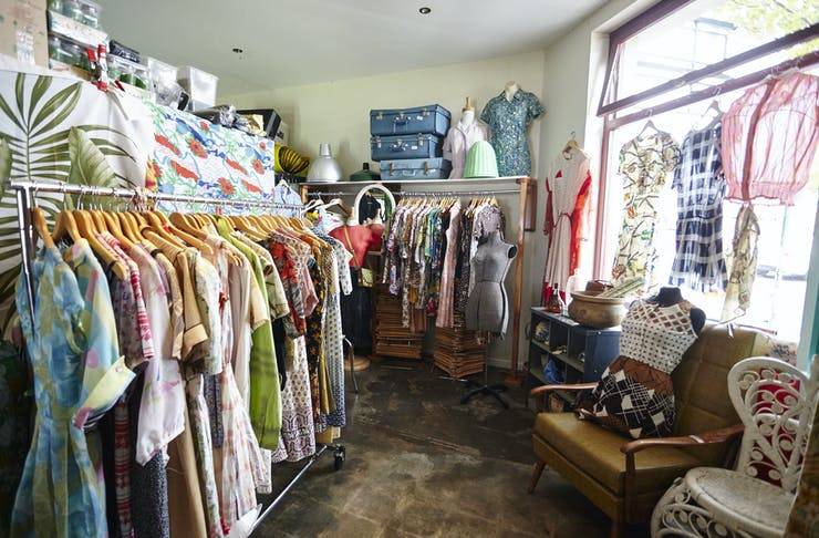 shopping in Bendigo