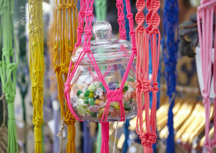 crafts at Bendigo Market