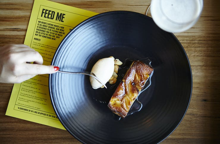 beer and dessert trail in Bendigo
