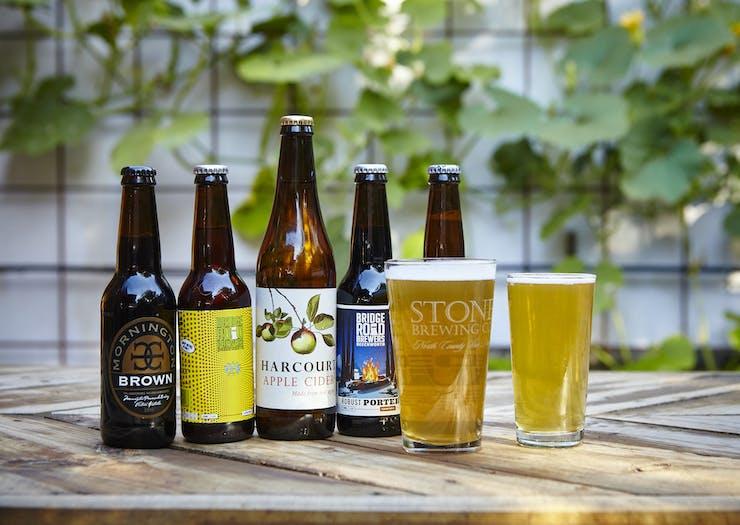 craft beer in Bendigo