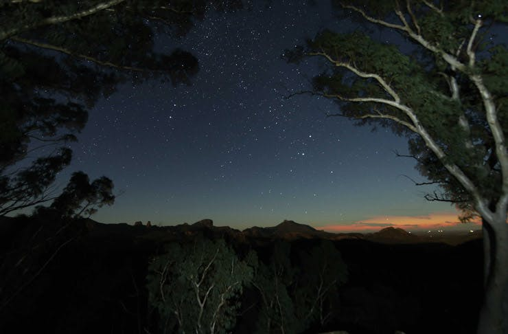 Best spots to star gaze near Sydney