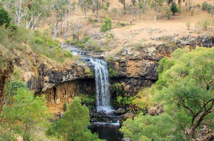 waterfalls in sydney