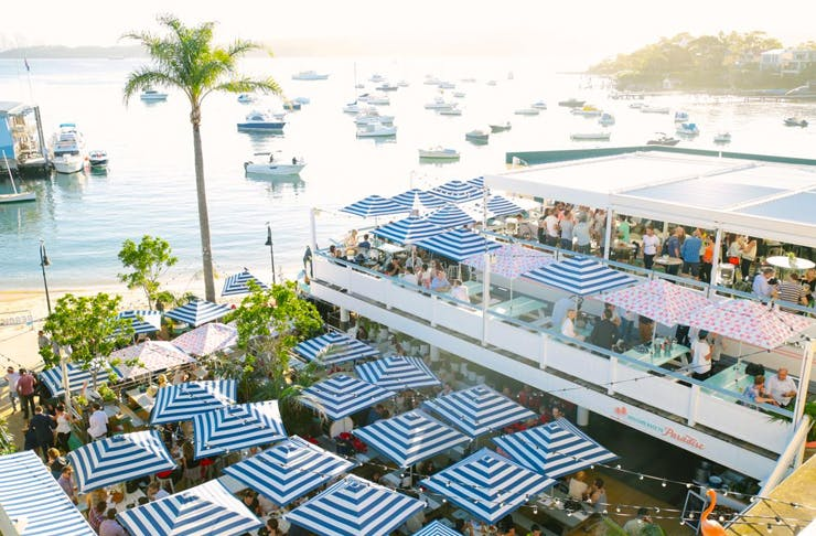 A Hamptons Style Beach Party Is Happening On NYD
