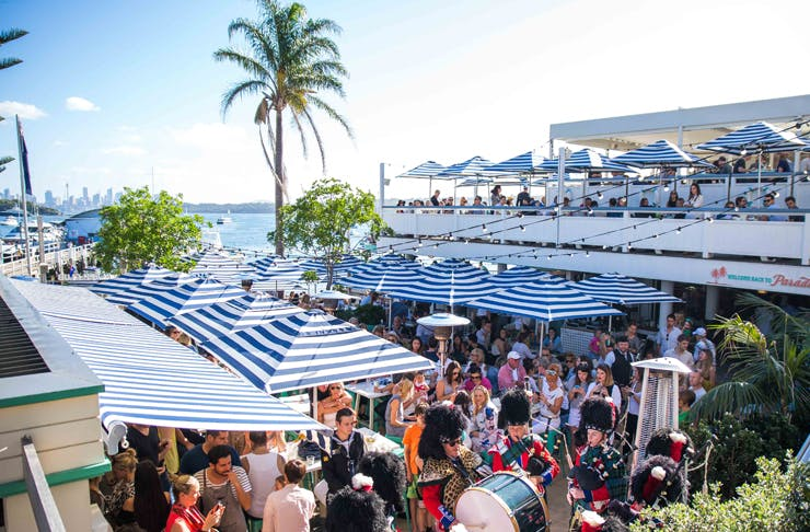 There's A Beach Party Happening This Anzac Day