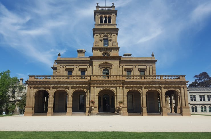 Heads Up, Werribee Mansion Will Be Open To The Public For One Weekend Only