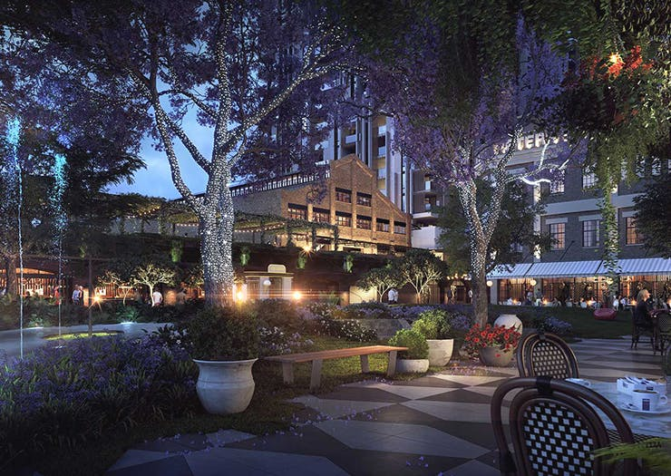 West End's Impressive New Dining Precinct Opens This Weekend