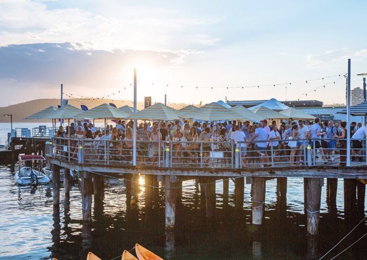 Here's What's Open (And Where To Nurse That Hangover) On New Year's Day In Sydney