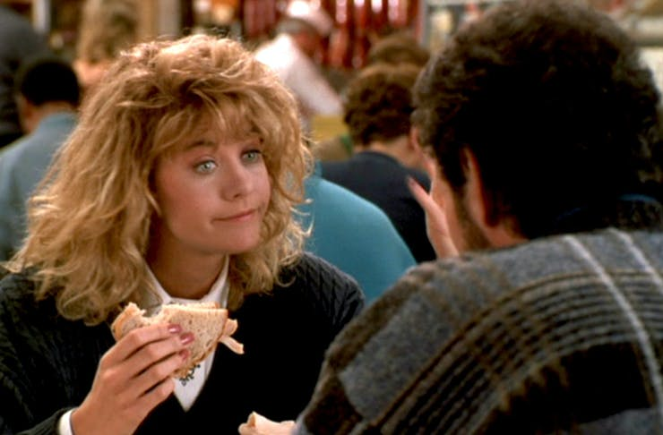when harry met sally cafe scene