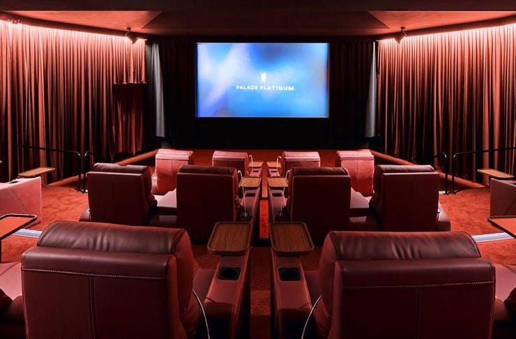The Palace Platinum cinema.