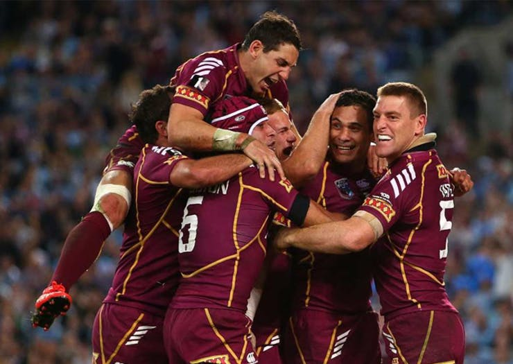 The Best Bars To Watch State Of Origin Game One Tonight