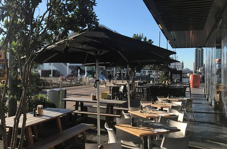 Here's Where To Eat At Wynyard Quarter