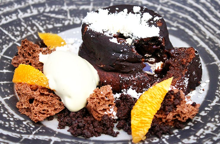Where To Find The Best Chocolate Fondant In Auckland