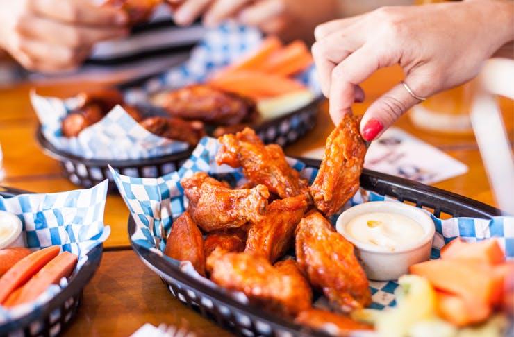 10c chicken wings