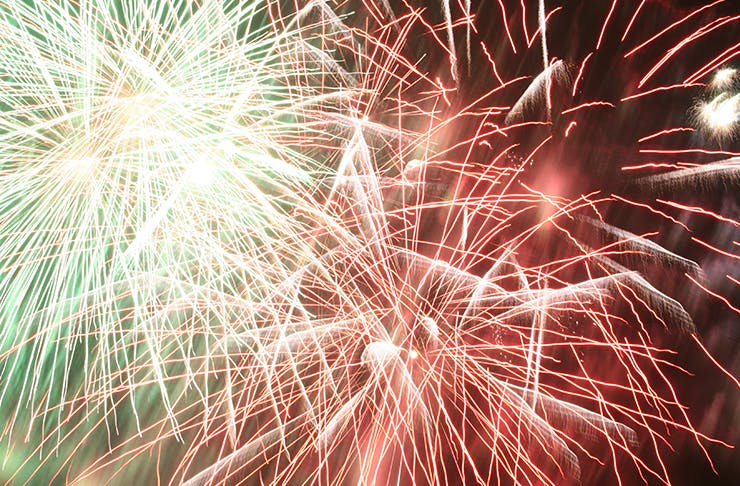 best places to watch the fireworks in auckland