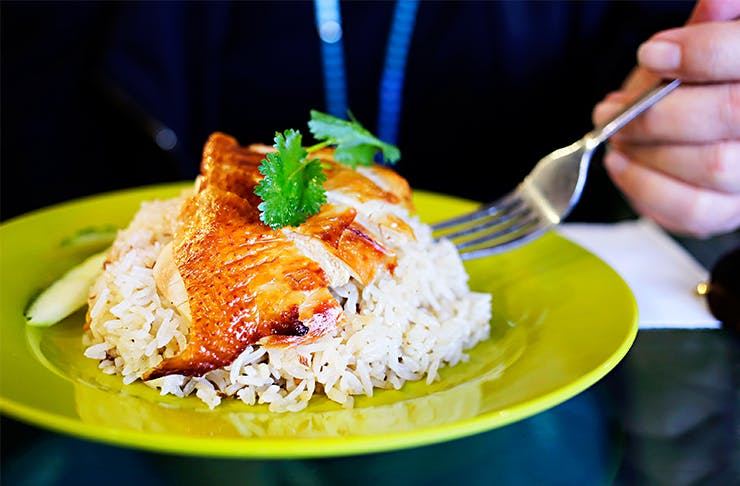 Who's Dishing Out The Best Chicken Rice In Perth