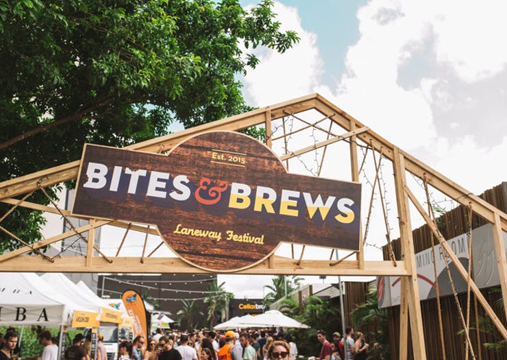 Win a $200 Foodie Experience at Bites & Brews Festival