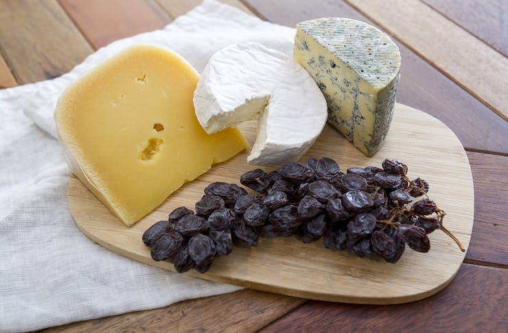 Win A Month's Worth Of CHEESE!