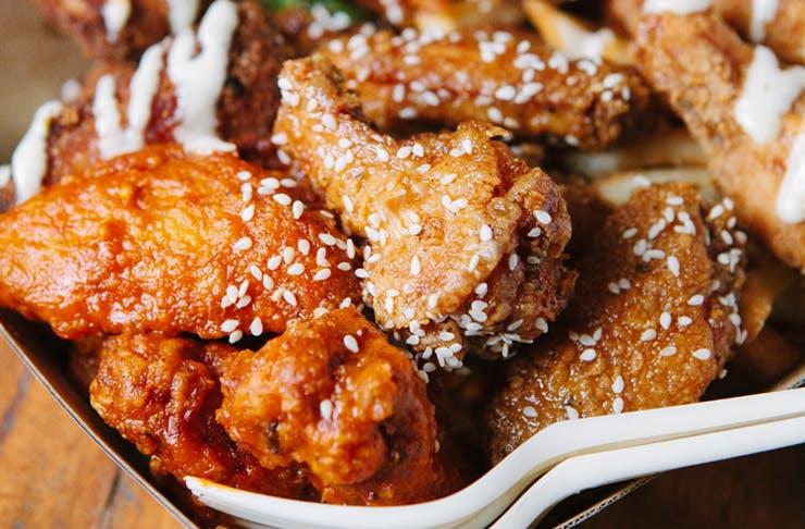 Chicken Wing Festival Brisbane