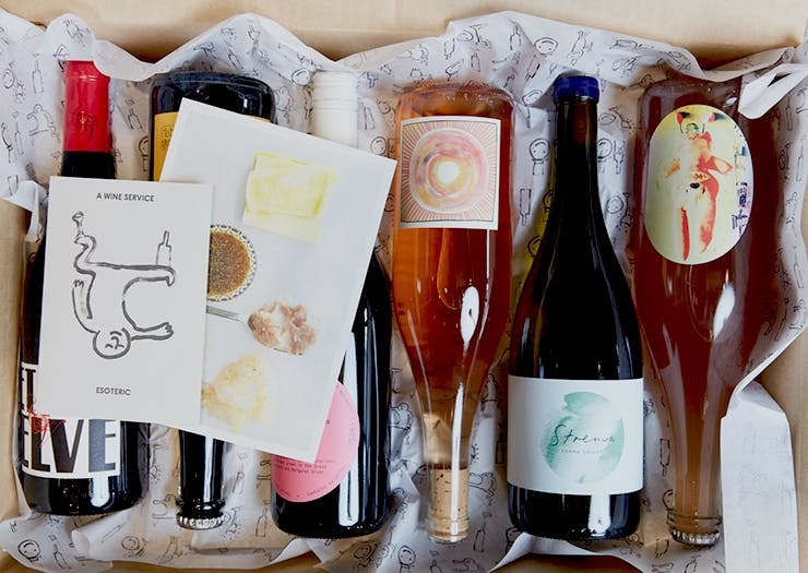 PSA: There's A New Wine Delivery Service In Town