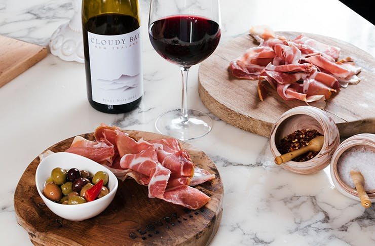 We've Found The Winter Wine & Food Pairing Of Your Dreams