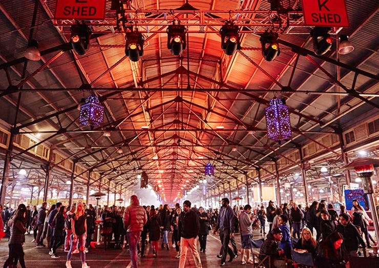Queen Vic Market Is Launching A Brand New Night Market