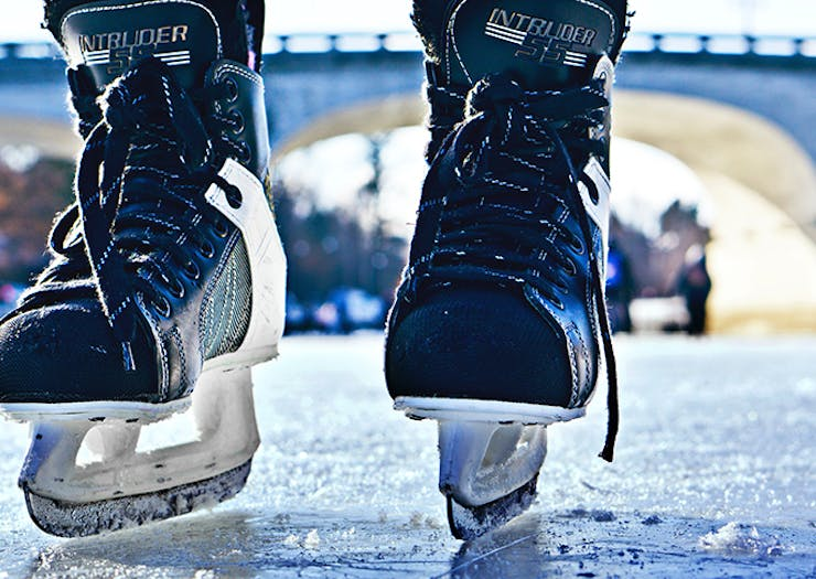 Australia's Largest Outdoor Ice Skating Rink Is Coming To Perth This Winter