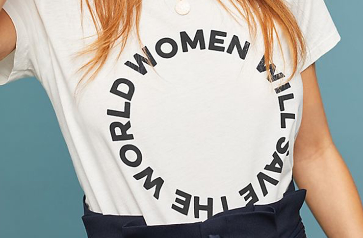 Celebrate International Woman's Day With These Tees