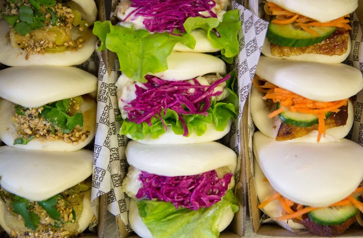 wonderbao sydney pop up