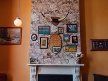 The Verdict | Bask In Ultimate Cosiness At Brunswick's New Log Cabin-Inspired Bar
