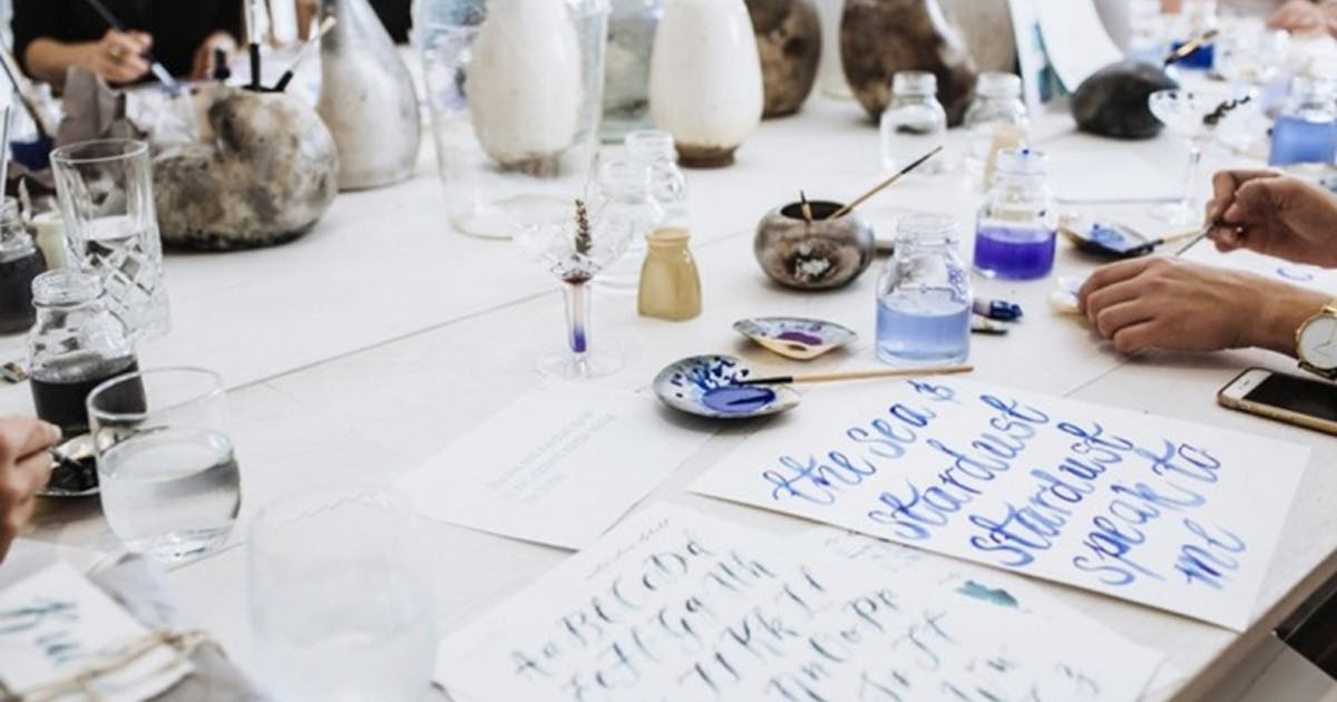6 Hands-On Craft Workshops And Classes That Will Up Your