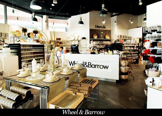Wheel & Barrow