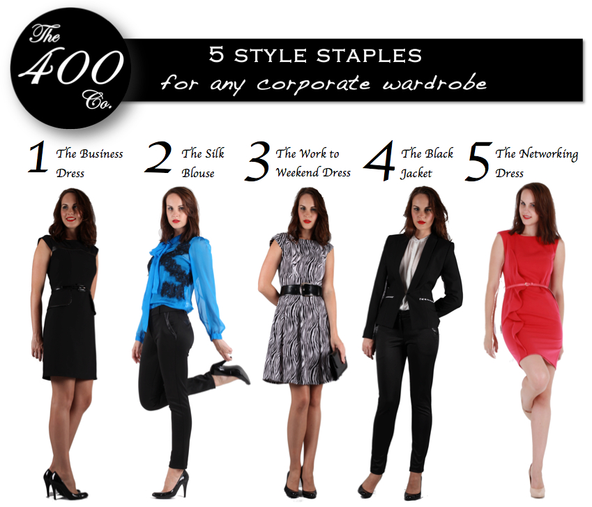 cd89af7bd45 The 400 Co  Solving the  what to wear to work  dilemma
