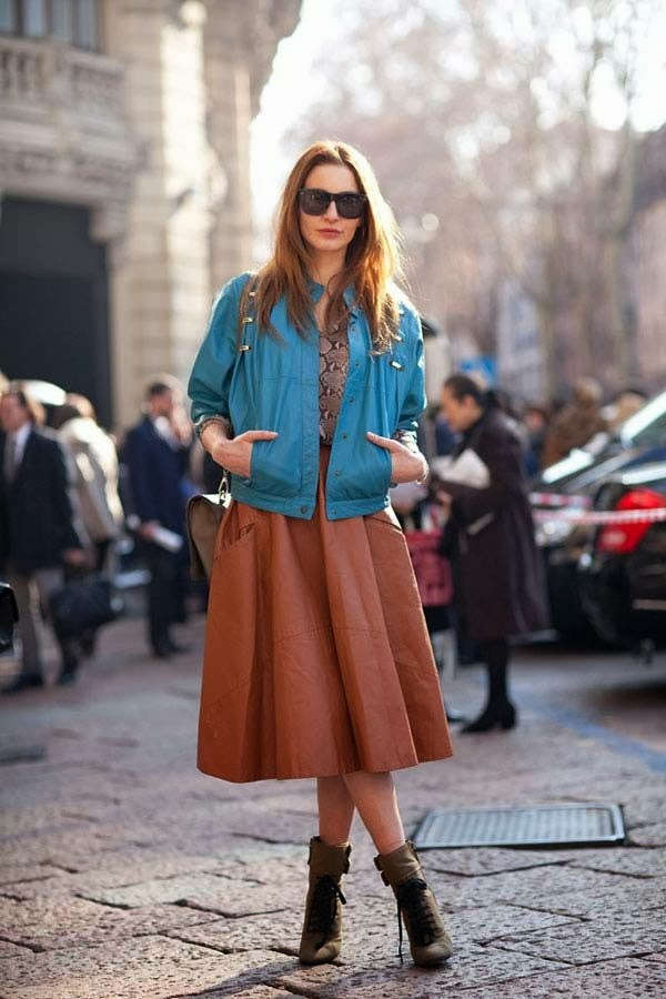 6 New Ways to Style your leather jacket