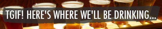 Friday Drinks Brisbane